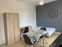 Residence-10 rue de l atre de Gertrude-Location studio Valenciennes université du Mont Houy