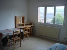 Location studio Valenciennes face au lycée du Hainaut