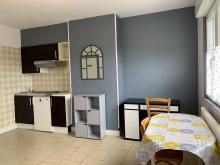 Residence-10 ter av Villars-Location studio Valenciennes face au lycée du Hainaut