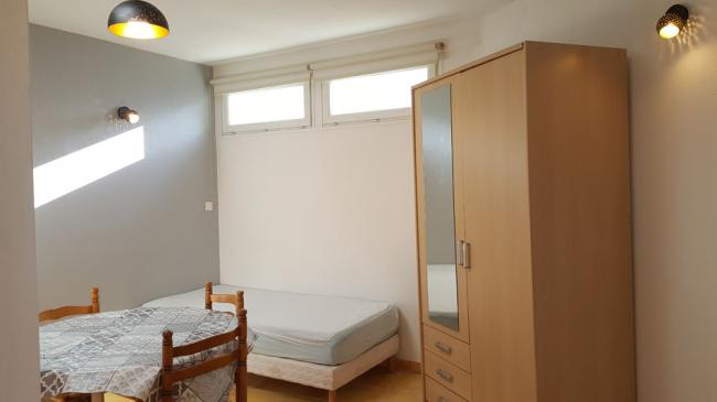 LocationstudioValenciennes-Residence-24avdusenateurGirard-Studio