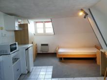 Résidence-2 quater rue de l abbe Senez-Studio : idéal étudiant !