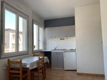 Residence-36 bis av du Marechal Juin-Studio idéal étudiant proche du Lycée Wallon, l'Escaut, Rubika