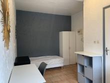 Residence-36 bis av du Marechal Juin-Studio proximité imédiate du Lycée Wallon et Université des Tertiales.