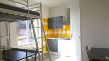 38 av du Marechal Juin-Studio-STUDIO Valenciennes centre