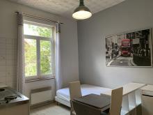 Université Valenciennes-Serre numerique-Studio spacieux : gare SNCF, centre ville, universités !
