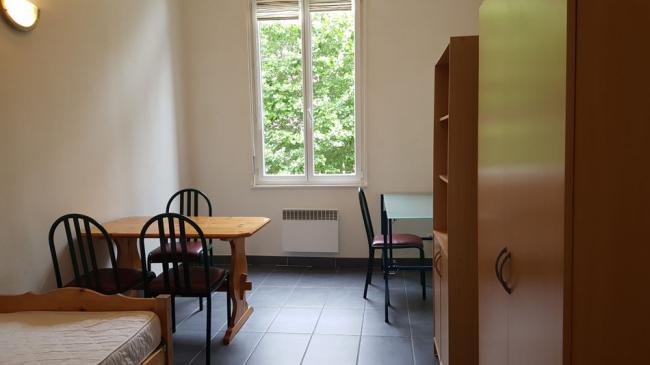 StudioetudiantValenciennesfaceprepaWallon-Residence-606bdHarpignies-Studio