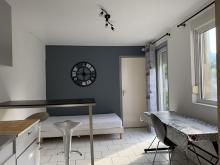 10 rue de l atre de Gertrude/Proche jardin de la Rhonelle, idéal étudiant de l'université du Mont Houy.