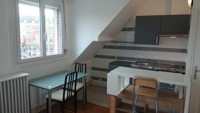 StudiomeubleValenciennescentre-Residence-17plduHainaut-Studio