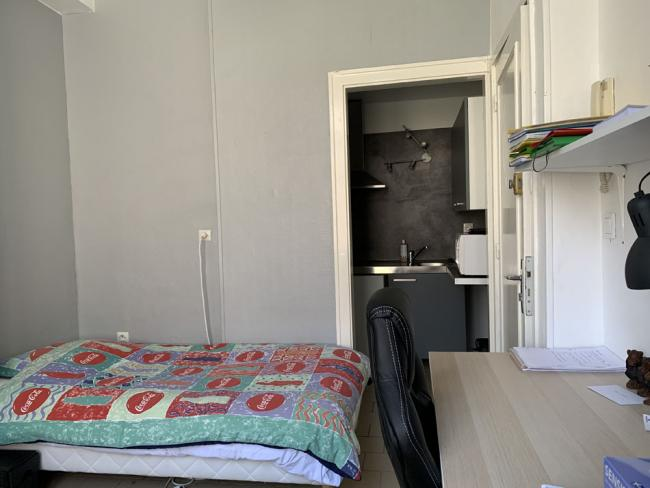 StudioprochelyceeWallonetUniversitesdesTertiales-Residence-1ruedelabbeSenez-Studio