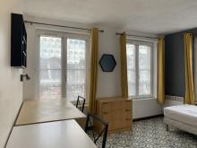 2 quater rue de l abbe Senez/Studio  idéal étudiant