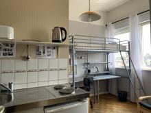 Studio en hyper-centre, chauffage compris situé sur la Place d'Armes.