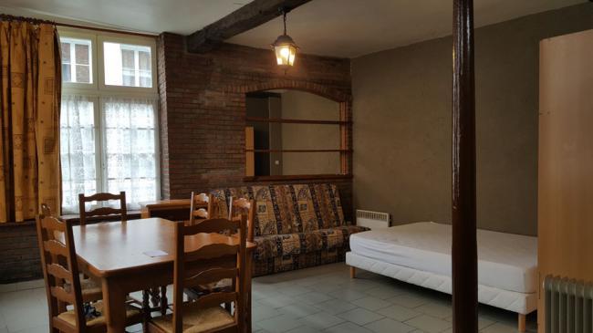 LocationstudioValenciennes-Residence-81ruedeParis-Studio