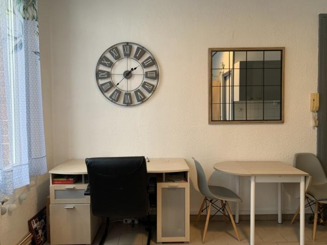 StudioaucalmeprochegareSNCFetcentreville-Residence-8avdusenateurGirard-Studio