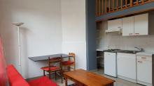 Residence-8 av du senateur Girard-LOCATION T1 bis Valenciennes